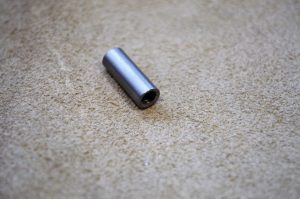 Stainless steel shaft without screws №8