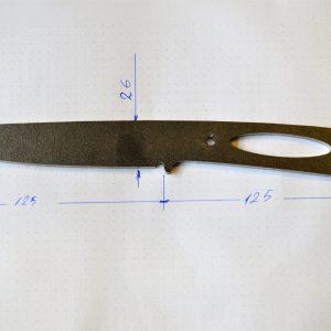 Blade 250 / 3.5mm.-steel AEB-L