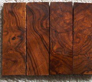 arizona desert ironwood - 130x40x30 mm.-the photo is an example