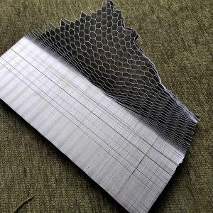 Honeycomb net 175x10mm. - 20 gr.